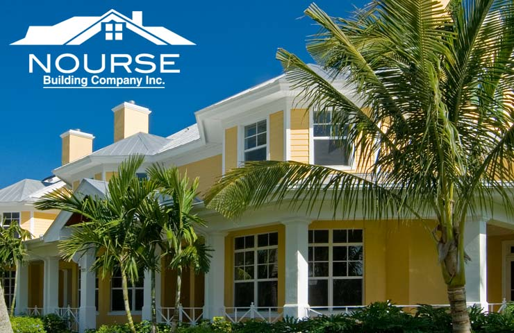 Luxury home construction in Naples, Florida - Nourse Building Company